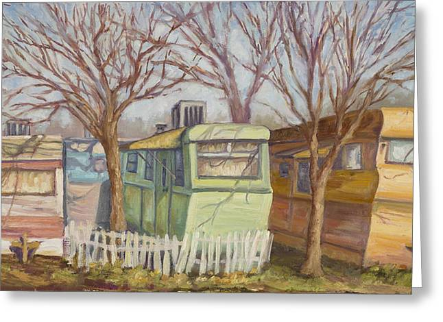 Recently Sold -  - Top Seller Greeting Cards - Simply Living Greeting Card by Julie Rumsey
