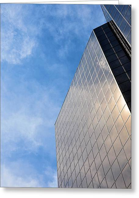 Nashville Tennessee Greeting Cards - Skies Of Nashville Greeting Card by Jan Amiss Photography