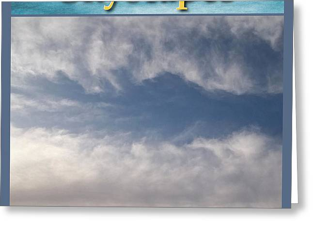 Skyscapes Gallery Icon Greeting Card by Glenn McCarthy Art and Photography