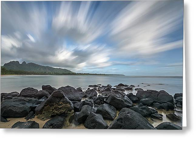 Surf Photos Art Greeting Cards - Skywalking Greeting Card by Jon Glaser