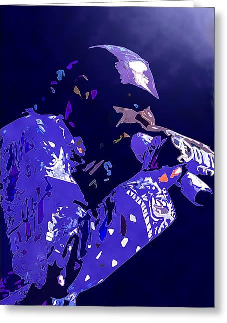 Fli Greeting Cards - Snoop Doggy Dogg Greeting Card by  Fli Art
