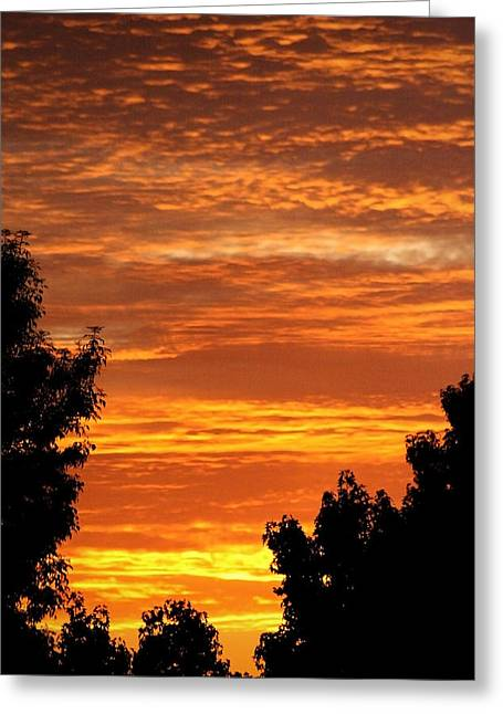 So Cal Greeting Cards - So Cal Sunset Greeting Card by Chris Brannen