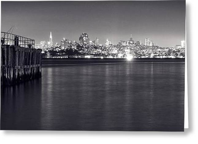 Exposure Greeting Cards - Something I dreamed last night Greeting Card by Peter Thoeny