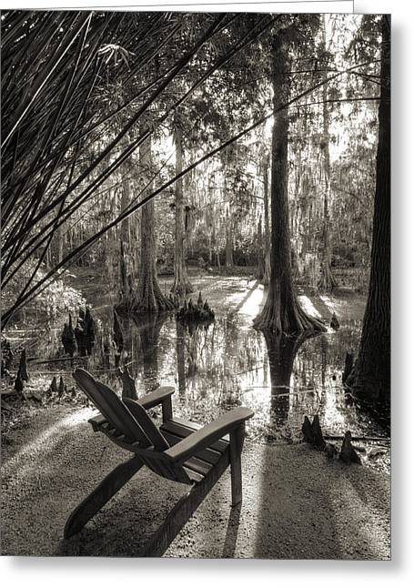 Southern Living Greeting Cards - Southern Living Greeting Card by Dustin K Ryan