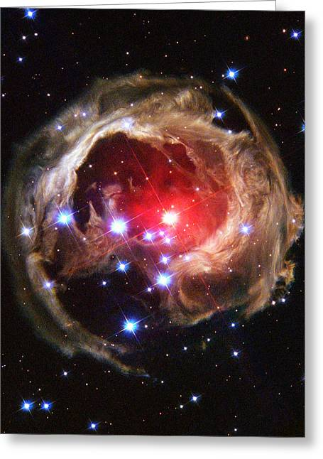 Super Stars Greeting Cards - Space - 838 Greeting Card by Paul W Faust -  Impressions of Light
