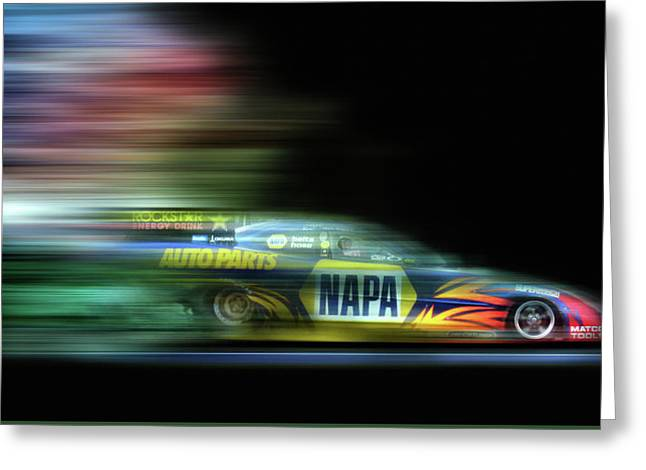 Speed Coloring Greeting Card by Peter Chilelli