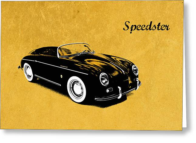 T Shirts Greeting Cards - Speedster Greeting Card by Mark Rogan