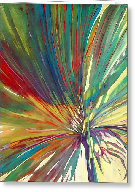 Low Country Cottage Greeting Cards - Splash Greeting Card by Carly Hardy