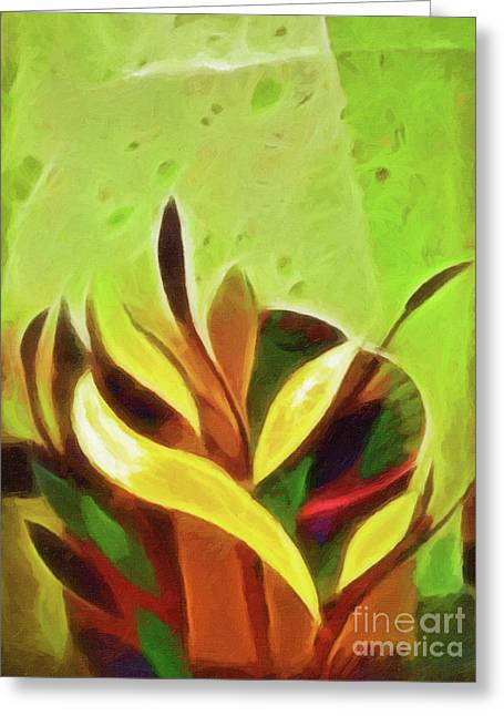 Color.spring Greeting Cards - Spring Awakening Greeting Card by Lutz Baar