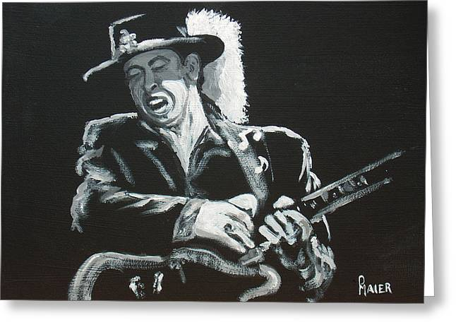 SRV Greeting Card by Pete Maier
