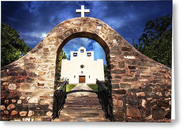 St. Francis Day Greeting Cards - St Francis De Paula 2 Greeting Card by Diana Powell