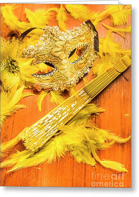 Stage And Dance Still Life Greeting Card by Jorgo Photography - Wall Art Gallery