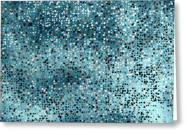 Star Tapestries - Textiles Greeting Cards - Star Dreaming Greeting Card by Suzi Freeman