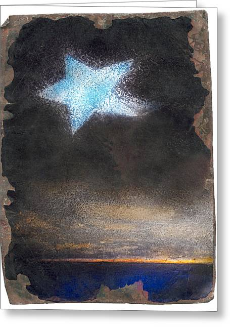 Original Photographs Greeting Cards - Star of the Sea Greeting Card by Mark Holcomb