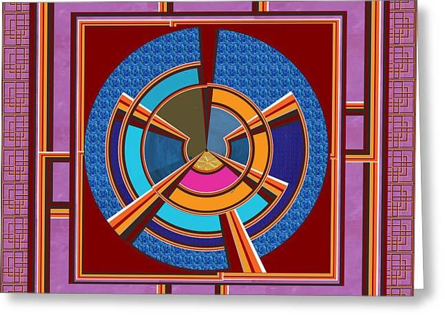Enterprise Mixed Media Greeting Cards - Steering Wheel Abstract  FineArtAmerica by NavinJoshi  Heads of Business Enterprises CEOs  Leaders  Greeting Card by Navin Joshi