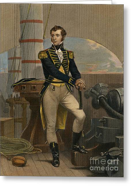 Stephen Decatur Greeting Card by Granger