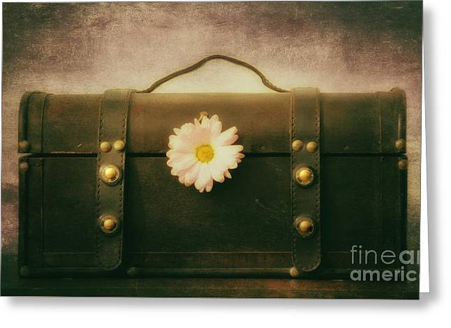 Fragrant Greeting Cards - Still life flower Greeting Card by SK Pfphotography
