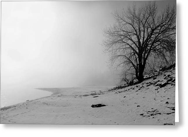 Horsetooth Reservoir Greeting Cards - Stillness Greeting Card by Donna Duckworth