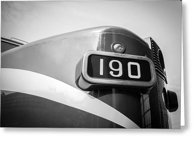 Alco Locomotives Greeting Cards - No. 190 2227 Greeting Card by Rob Crawford