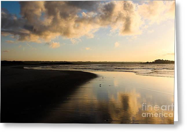 Ocean Art Photography Greeting Cards - Stunning Serenity Greeting Card by Robert Yaeger