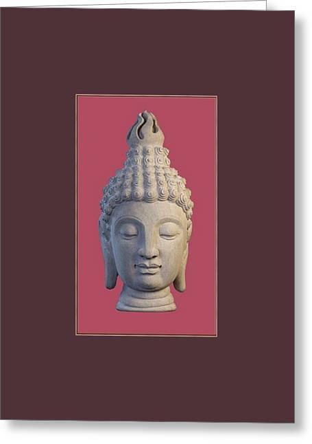 Choosing Sculptures Greeting Cards - Sukhothai C B  Greeting Card by Terrell Kaucher
