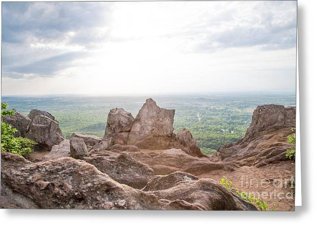 Gastonia Greeting Cards - Kings Altar Greeting Card by Andy Miller