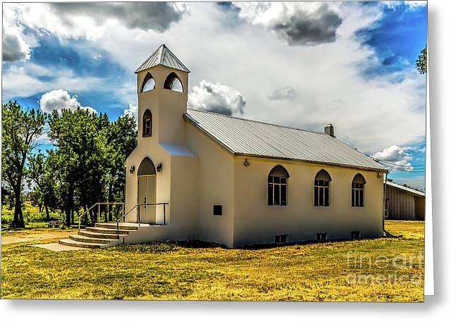 Republican Greeting Cards - Sunday School Greeting Card by Jon Burch Photography