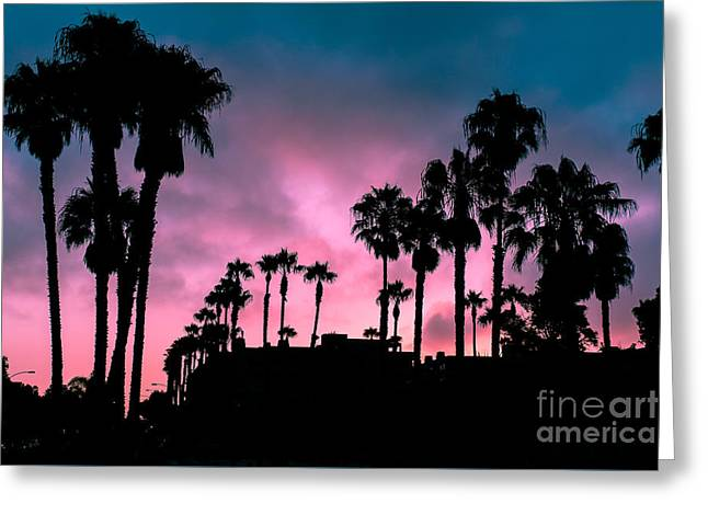 California Beaches Greeting Cards - Sunrise in Venice  Greeting Card by Fabio Gentili