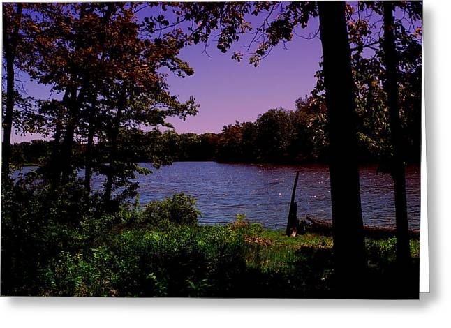 Dmc Greeting Cards - Sunrise Weldon Springs IL - 20090520 Greeting Card by Kevin Lormand