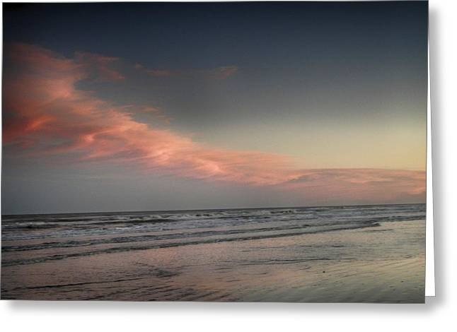 Sunset Greeting Cards Greeting Cards - Sunset in Texas Greeting Card by Kristina Deane