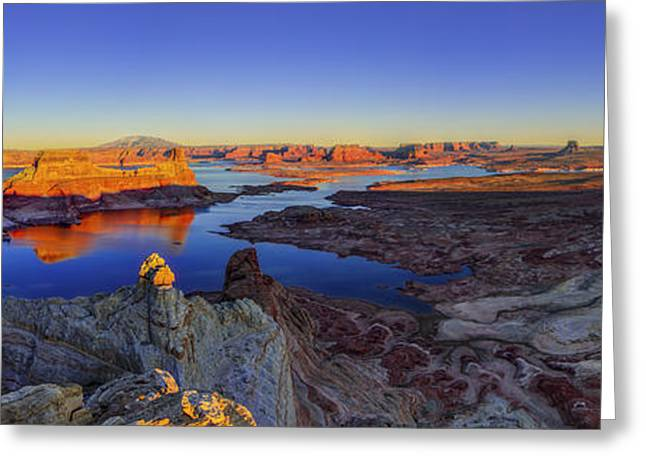 Mesa Greeting Cards - Surreal Alstrom Greeting Card by Chad Dutson