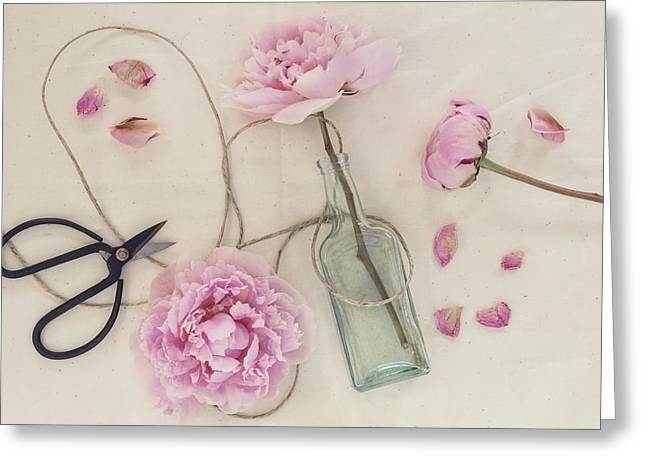 Sweet Love Greeting Card by Kim Hojnacki