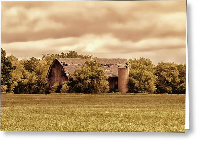 Take Me Home Greeting Card by Kim Hojnacki