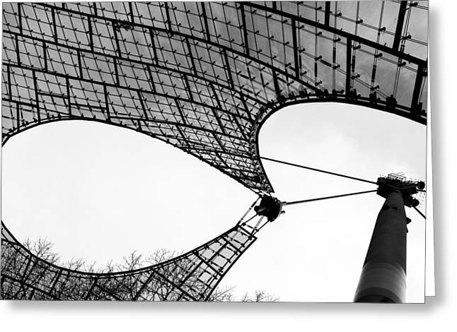 Rhythmic Greeting Cards - Tensile Strength - 2 of 3 Greeting Card by Alan Todd