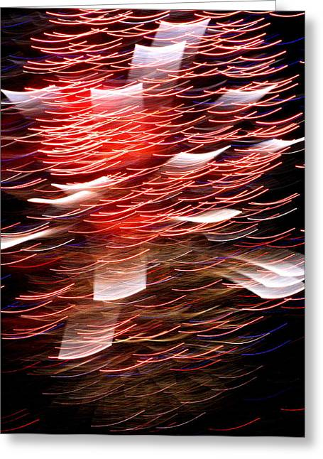 Best Sellers -  - Pyrotechnics Greeting Cards - The Blender Greeting Card by David Dunham