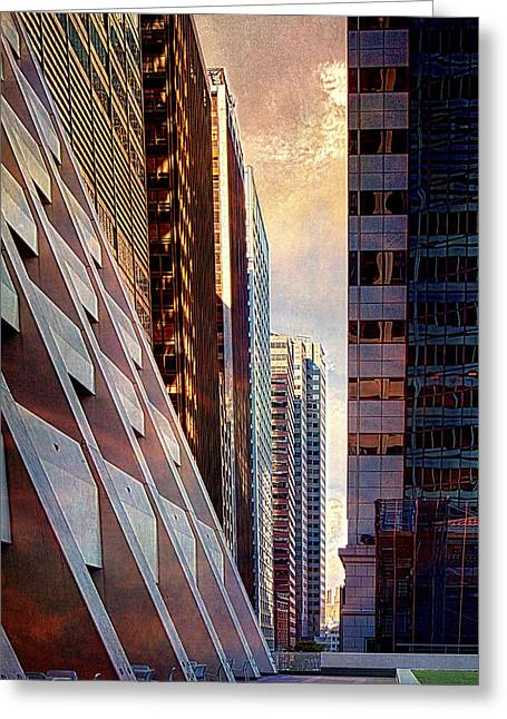 Chris Lord Greeting Cards - The Elevated Acre Greeting Card by Chris Lord