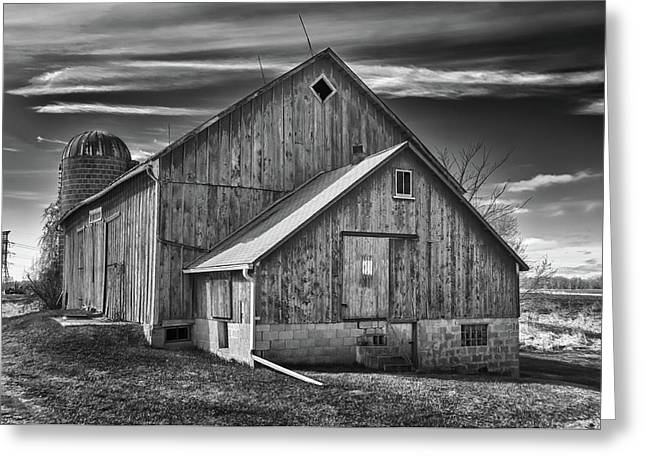 The Fargo Project 12232b Greeting Card by Guy Whiteley