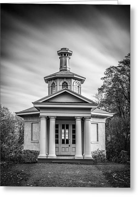 The Folly At Dundurn Castle Greeting Card by Trevor Chapman