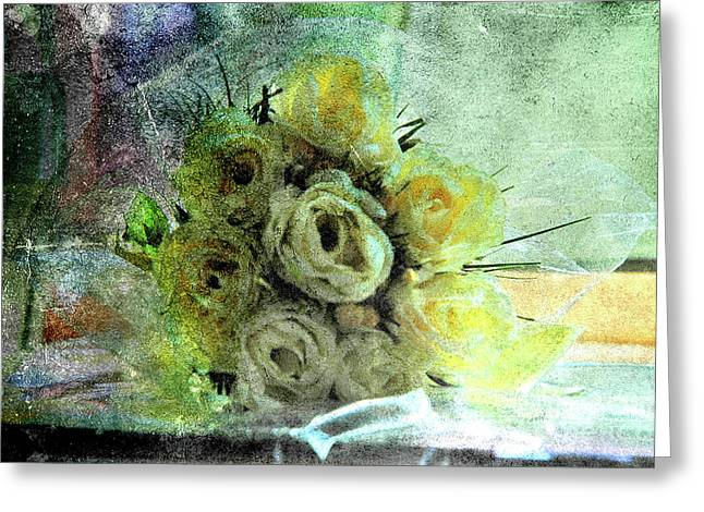 Forgotten Greeting Cards - The Forgotten Flowers Greeting Card by Susanne Van Hulst