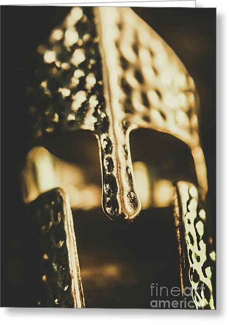 The Gladiators Tale Greeting Card by Jorgo Photography - Wall Art Gallery