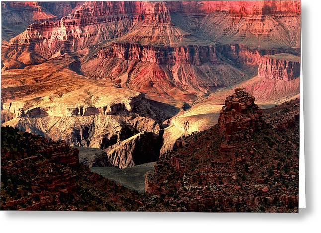 The Grand Canyon Greeting Cards - The Grand Canyon I Greeting Card by Tom Prendergast