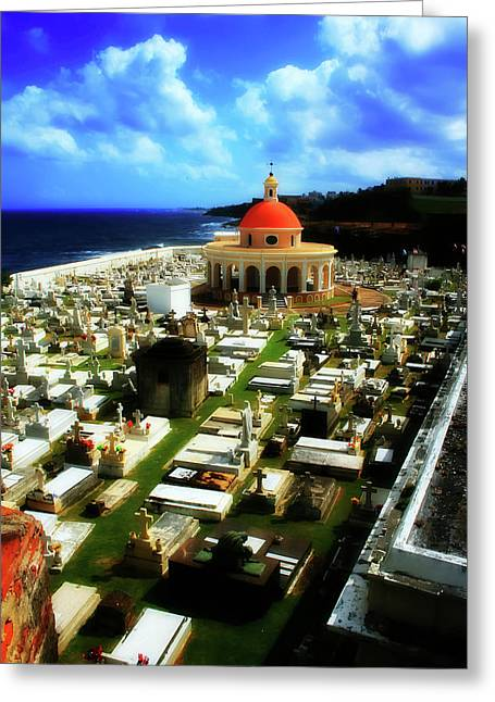 Best Ocean Photography Greeting Cards - The Grave Greeting Card by Perry Webster