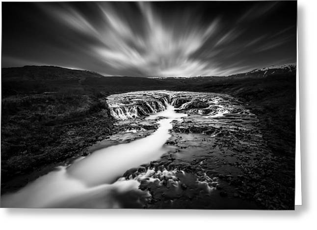 Stopper Photographs Greeting Cards - The Hidden Vista Greeting Card by Janne Kahila