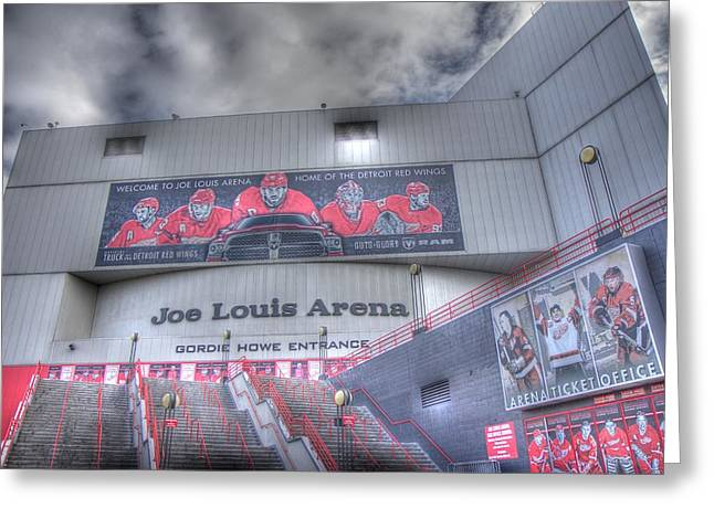 The Joe Greeting Card by Chris Coleman
