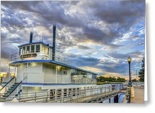 Phil Clark Photographs Greeting Cards - The Matthew Mckinley II Greeting Card by Phil Clark