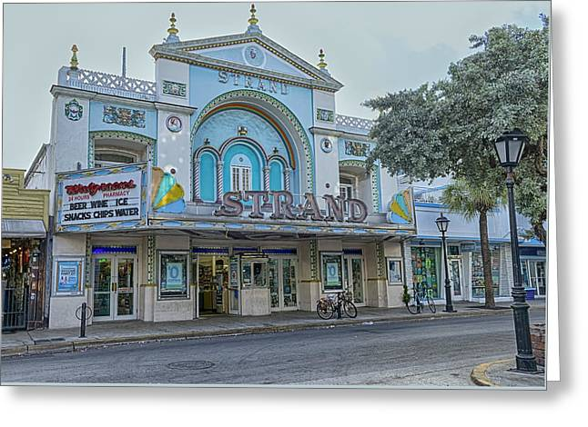 Store Fronts Greeting Cards - The Only Walgreens Greeting Card by Kim Hojnacki