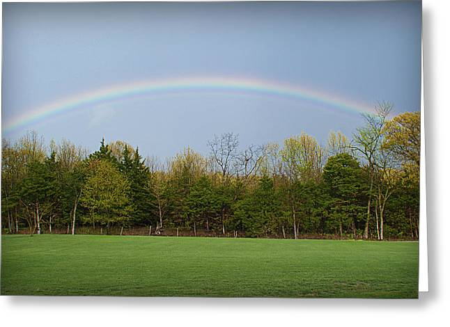 Boone County Greeting Cards - The Promise Greeting Card by Cricket Hackmann
