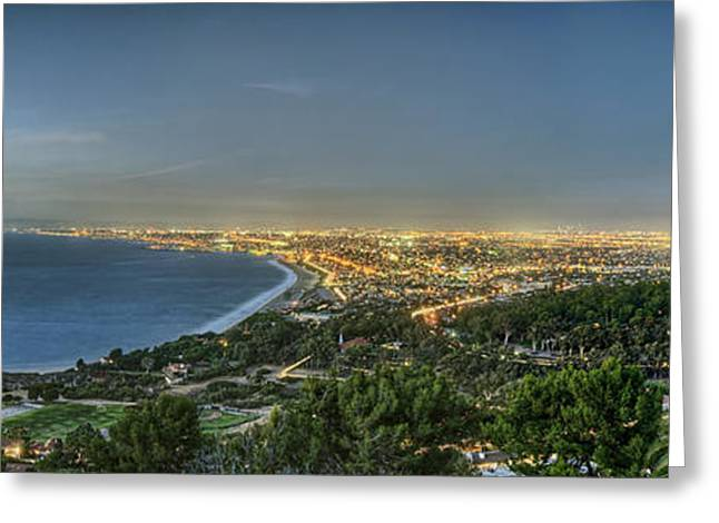 Recently Sold -  - Pacific Ocean Prints Greeting Cards - The Queens Necklace Greeting Card by Nick Carlson
