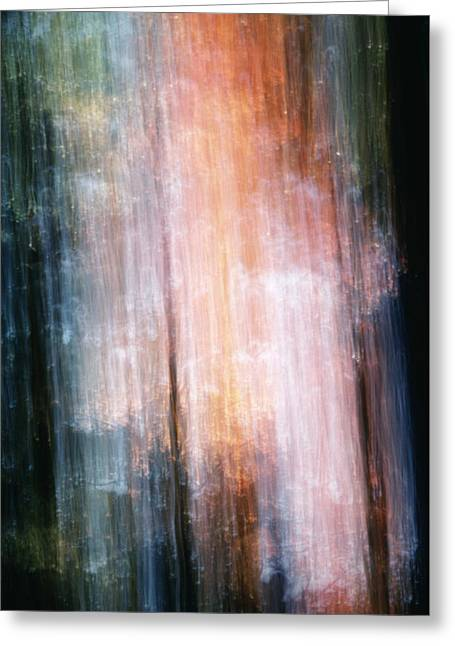 Steven Huszar Greeting Cards - The Realm of Light Greeting Card by Steven Huszar
