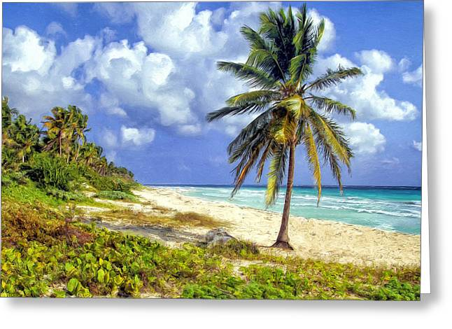 Lahaina Greeting Cards - The Right Place Greeting Card by Dominic Piperata
